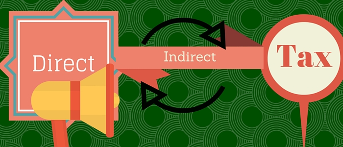 the difference between direct and indirect taxes Direct and indirect taxes comprise some of the taxes that the government charges  however, there exist significant differences between direct.